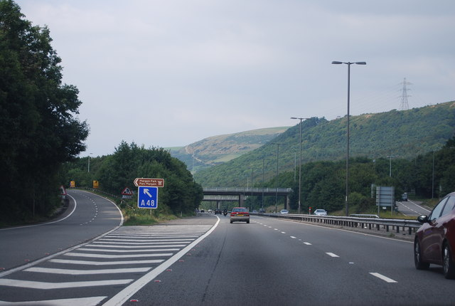 M4, Junction 38