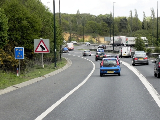 M26, Sliproad to the M20