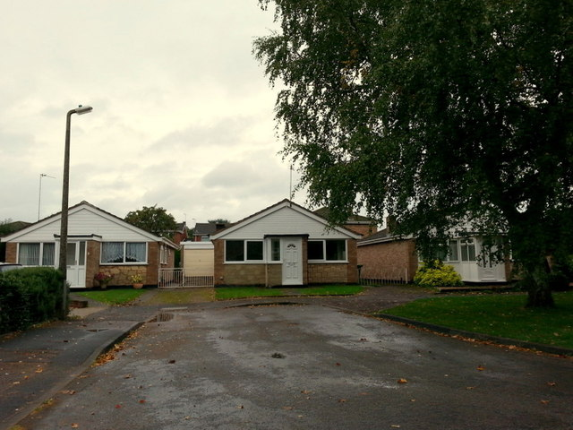 Bungalows in Alton Close