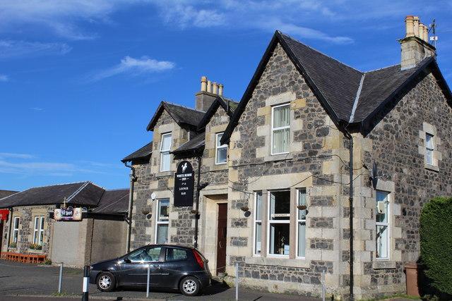 White Horse Inn, Dalrymple