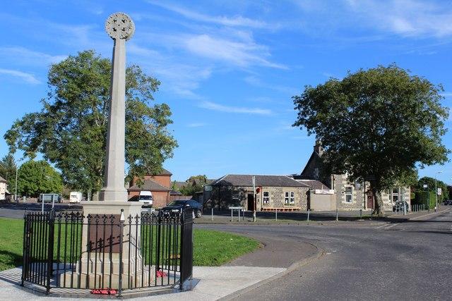 Dalrymple War Memorial