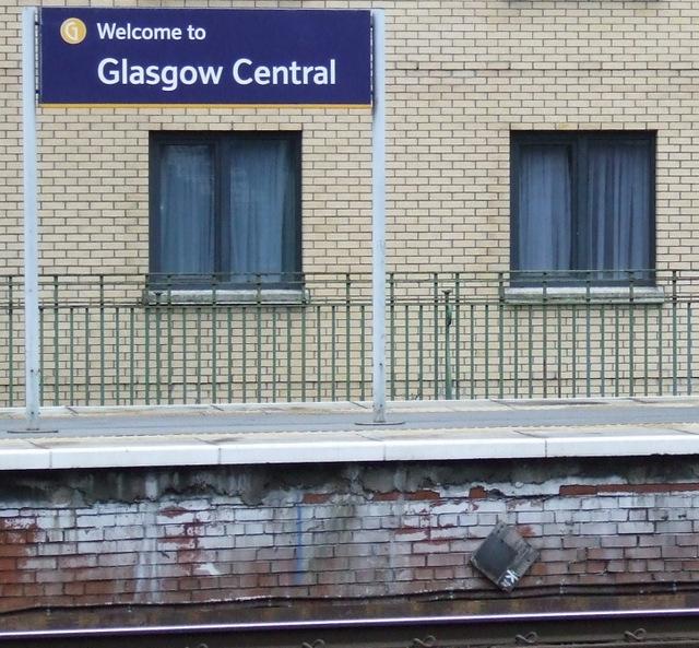 Glasgow Central railway station