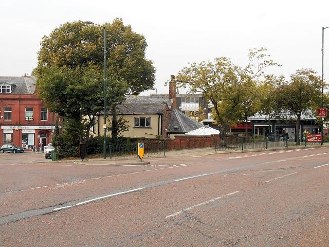Radcliffe, Church Street West
