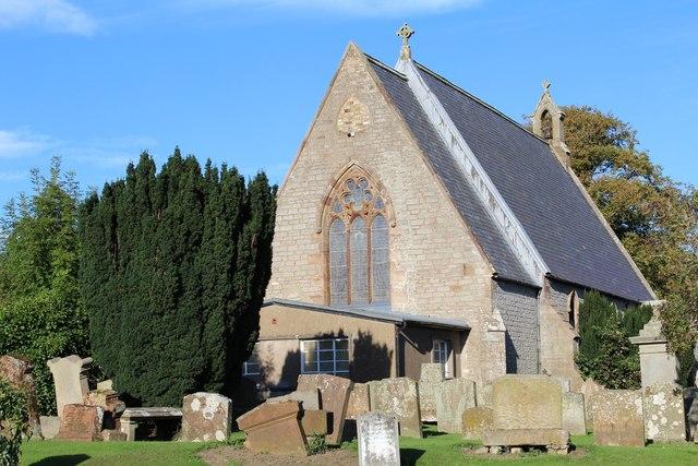 Dalrymple Parish Church