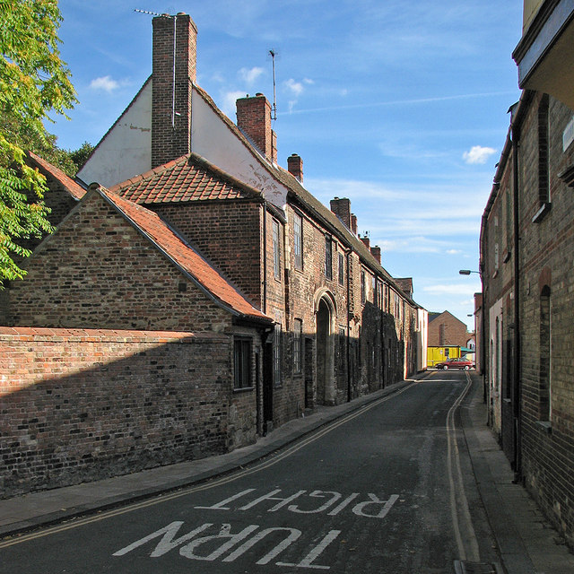 King's Lynn: Priory Lane