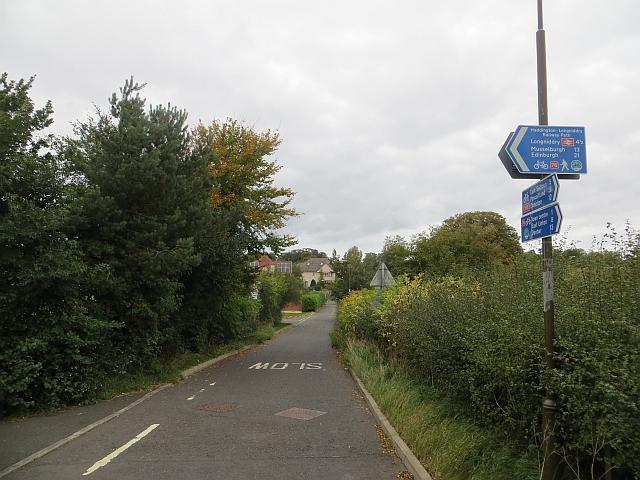 Alderston Road