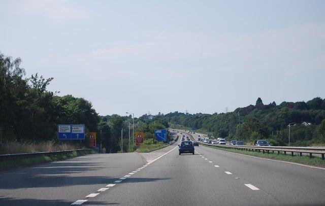M4, Junction 45
