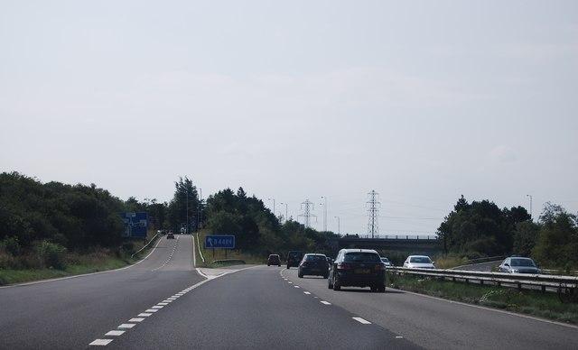 M4, Junction 46