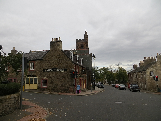 Crossroads, Haddington