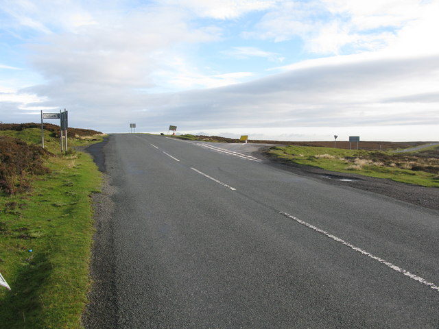 Road Junction on the B6278
