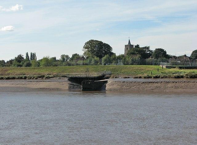 King's Lynn: across the river to West Lynn