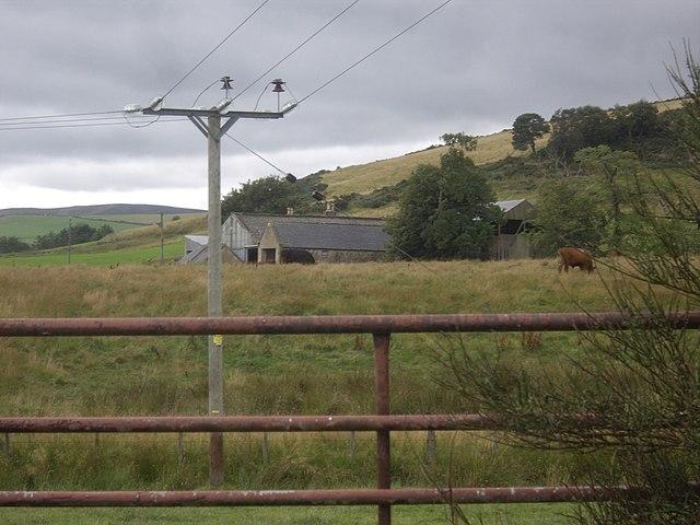 Nether Ord farm