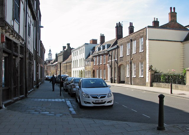 King's Lynn: King Street