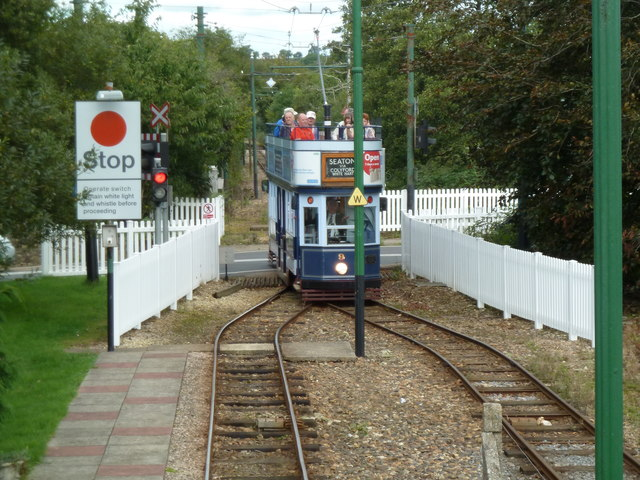 Seaton Tramway - Colyford