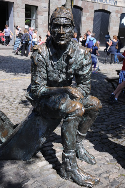 Statue of John Cabot