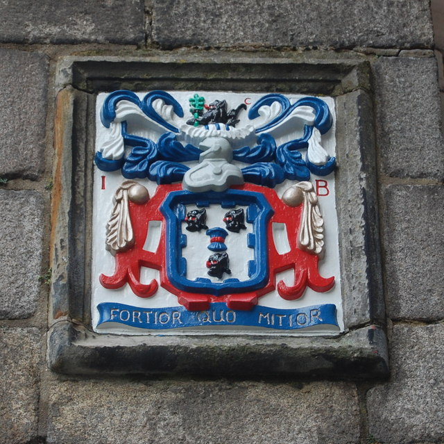 King's College Chapel heraldry IX