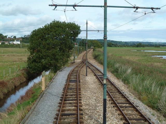 Seaton Tramway - Swan's Nest Loop