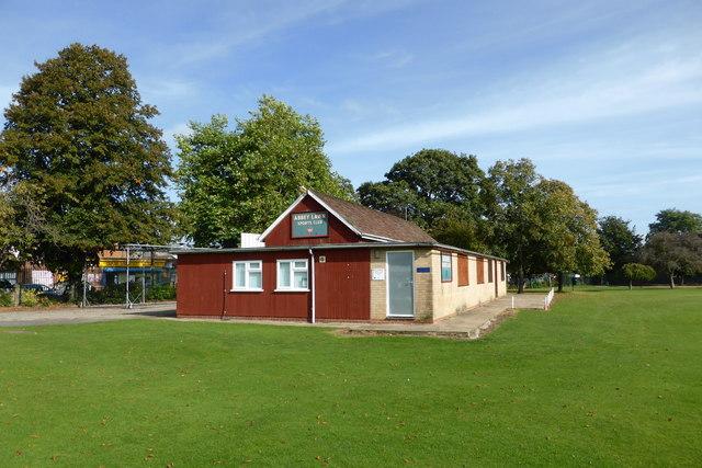 Cricket Pavilion