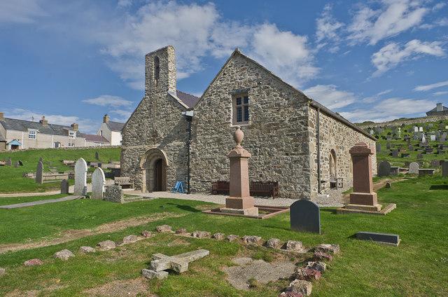 St Hywyn's Church, Aberdaron