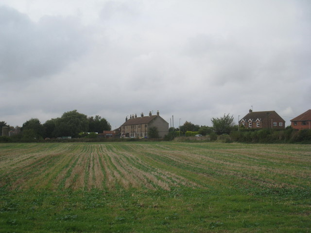 Houses at Whitgift