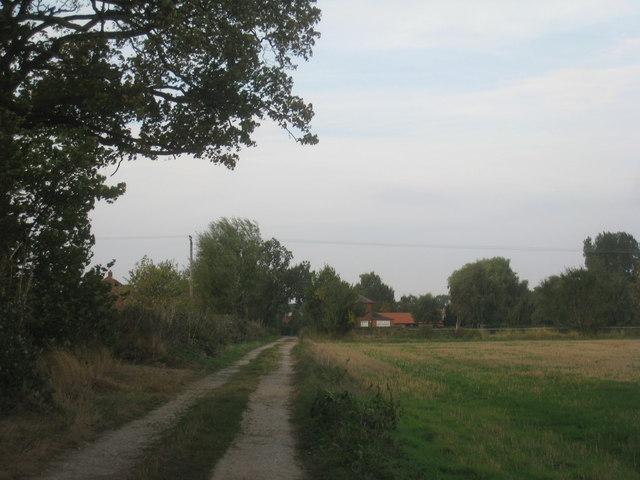 Landing Lane, Asselby