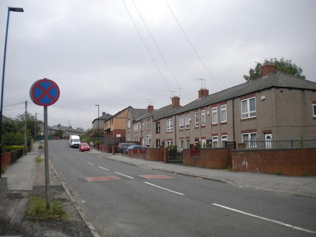 Wulfric Road, Manor