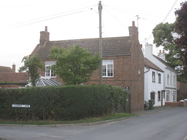 Houses in Asselby
