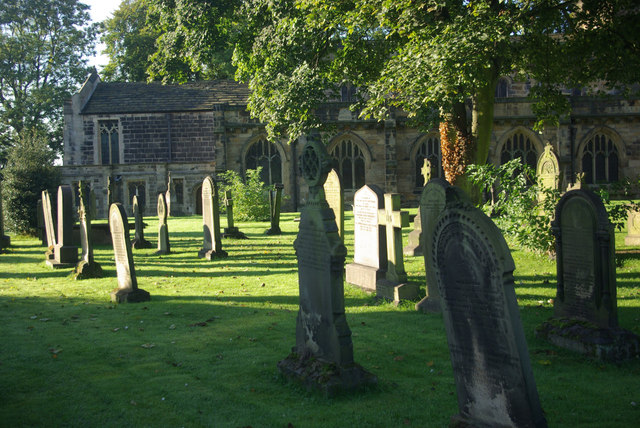 St Mary's Churchyard, Whitkirk