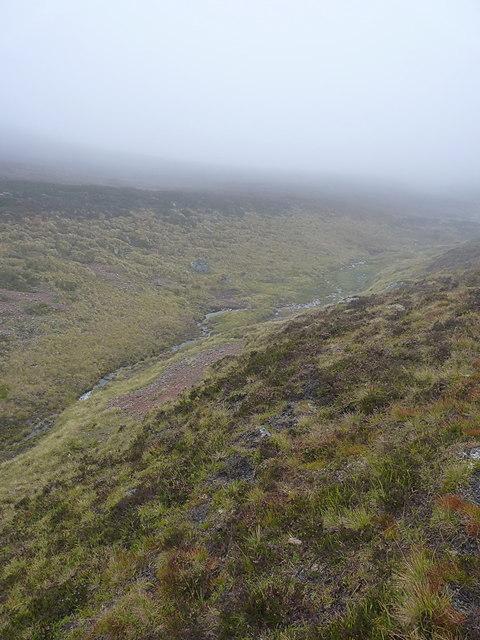 North of Beinn Bhreac