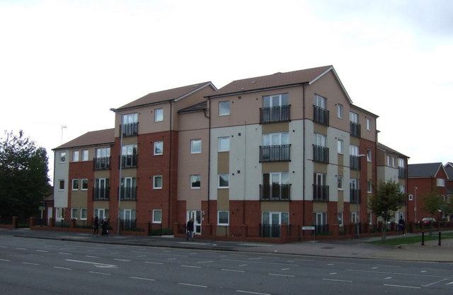 Apartments on Wednesfield Road