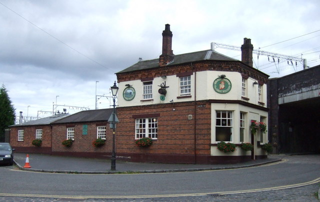 The Great Western pub