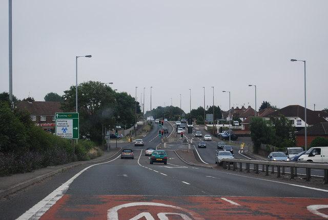 A27, Upper Cokeham