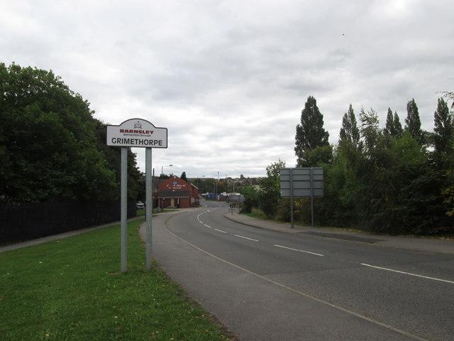 Welcome to Grimethorpe