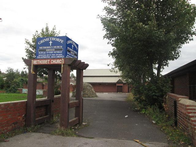Grimethorpe Methodist Church