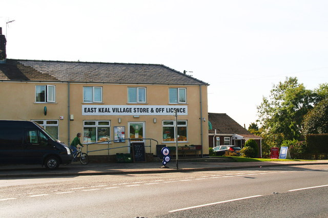 East Keal Village Store and Off Licence