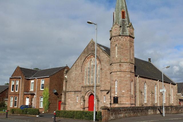 Hurlford Church of Scotland