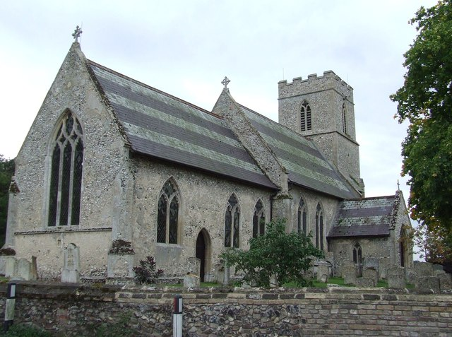 St Lawrence Eriswell