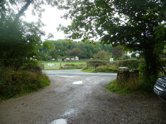 Car Park, Eaves Wood
