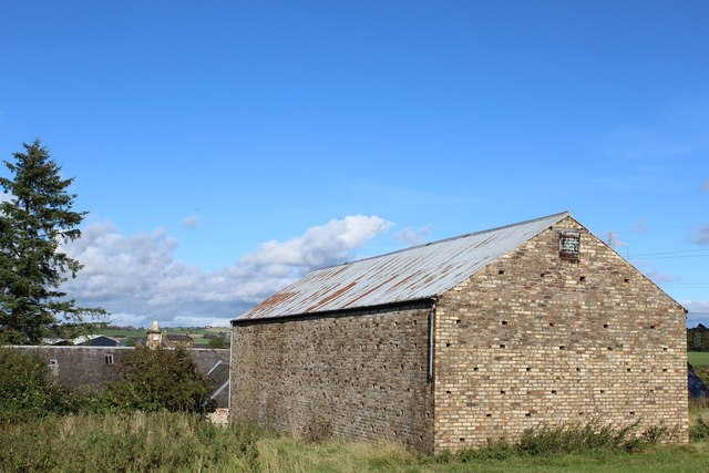 Farm Building at Liffnock