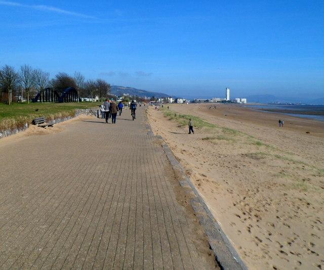 The Promenade, Swansea