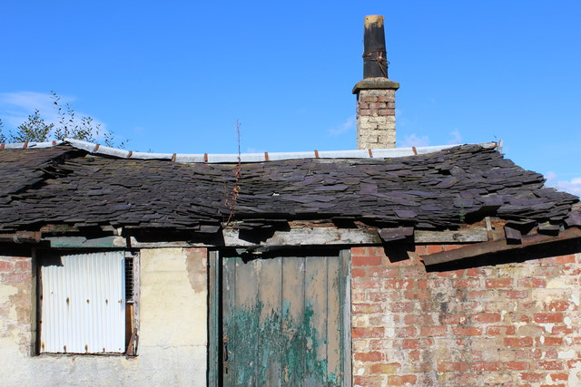 Derelict Out-Building at Liffnock