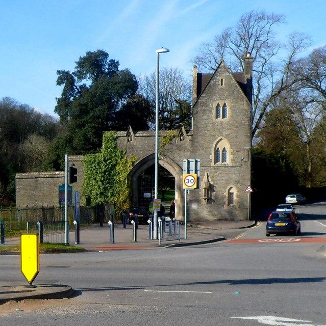 Singleton Lodge, Swansea