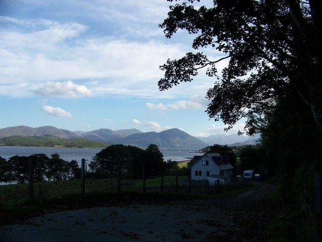 A house with a great view - near Dalintober