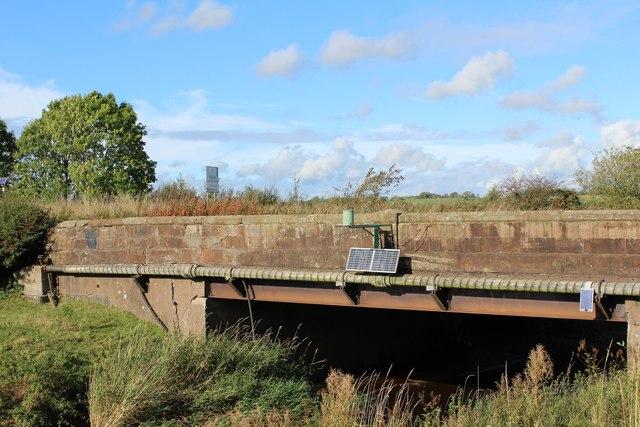 Hoodston Bridge & Cessnock Water