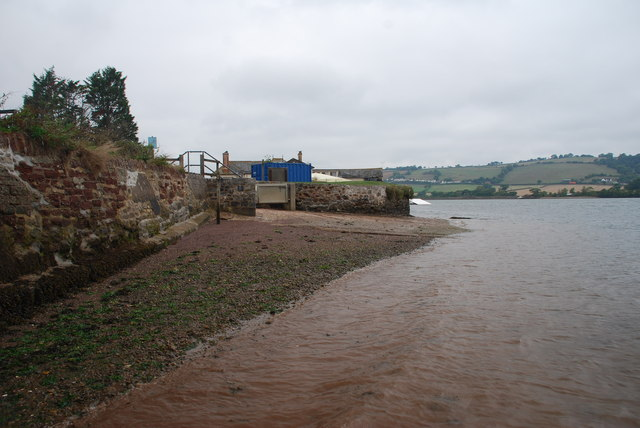 Tidal Ford at Combeinteignhead