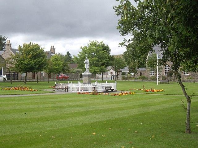 Rhynie War Memorial