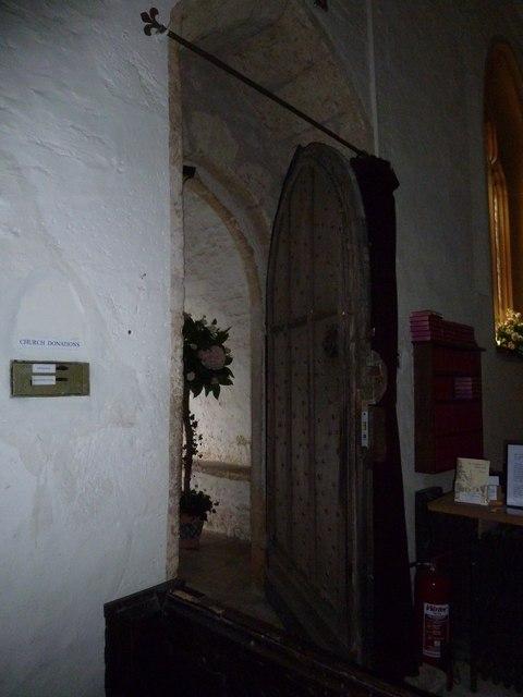 Inside St Andrew, Trent (IV)