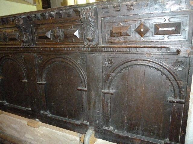 Inside St Andrew, Trent (V)