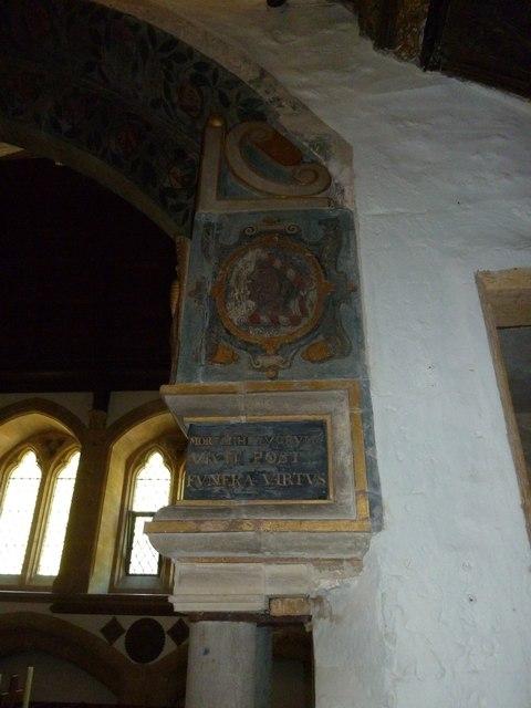Inside St Andrew, Trent (VI)