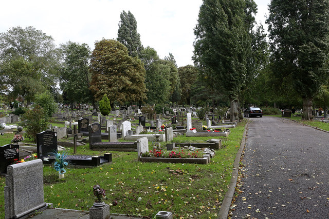 Greenford Park Cemetery